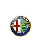 Windschotts, wind deflectors Alfa Roméo convertible (939, GTV spyder)