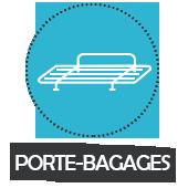 Porte-bagages sur-mesure pour cabriolets