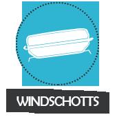 Windschotts, Filets saute-vent pour cabriolets