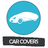 Car cover for convertible car