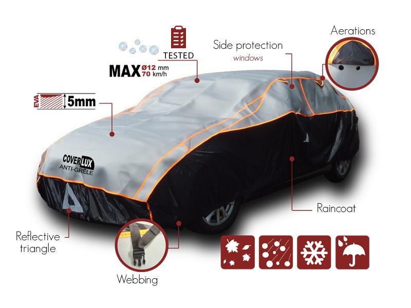 Hail Car Cover Coverlux®