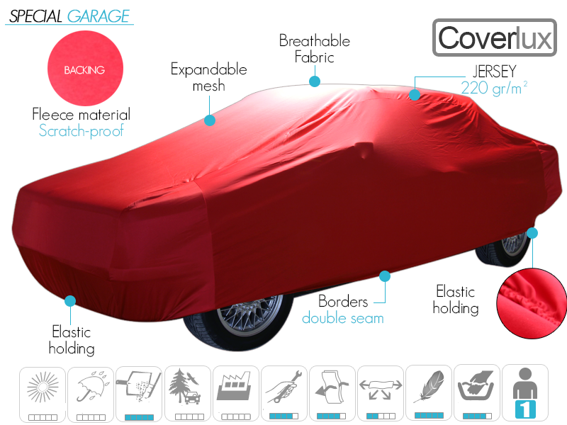 Indoor car cover Coverlux®
